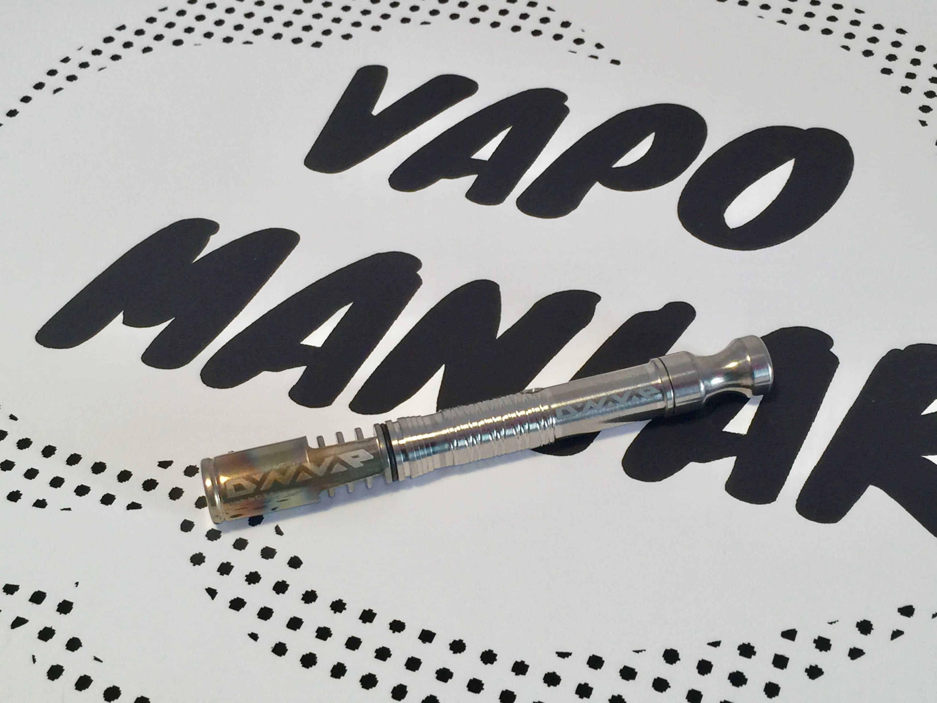 OmniVap Titanium Vaporizer
