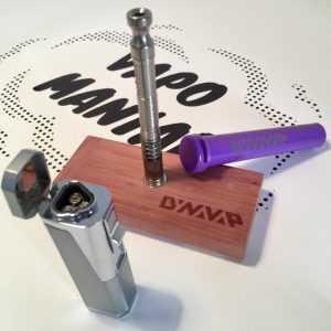 DynaStash - drewniany futerał na VapCap'a