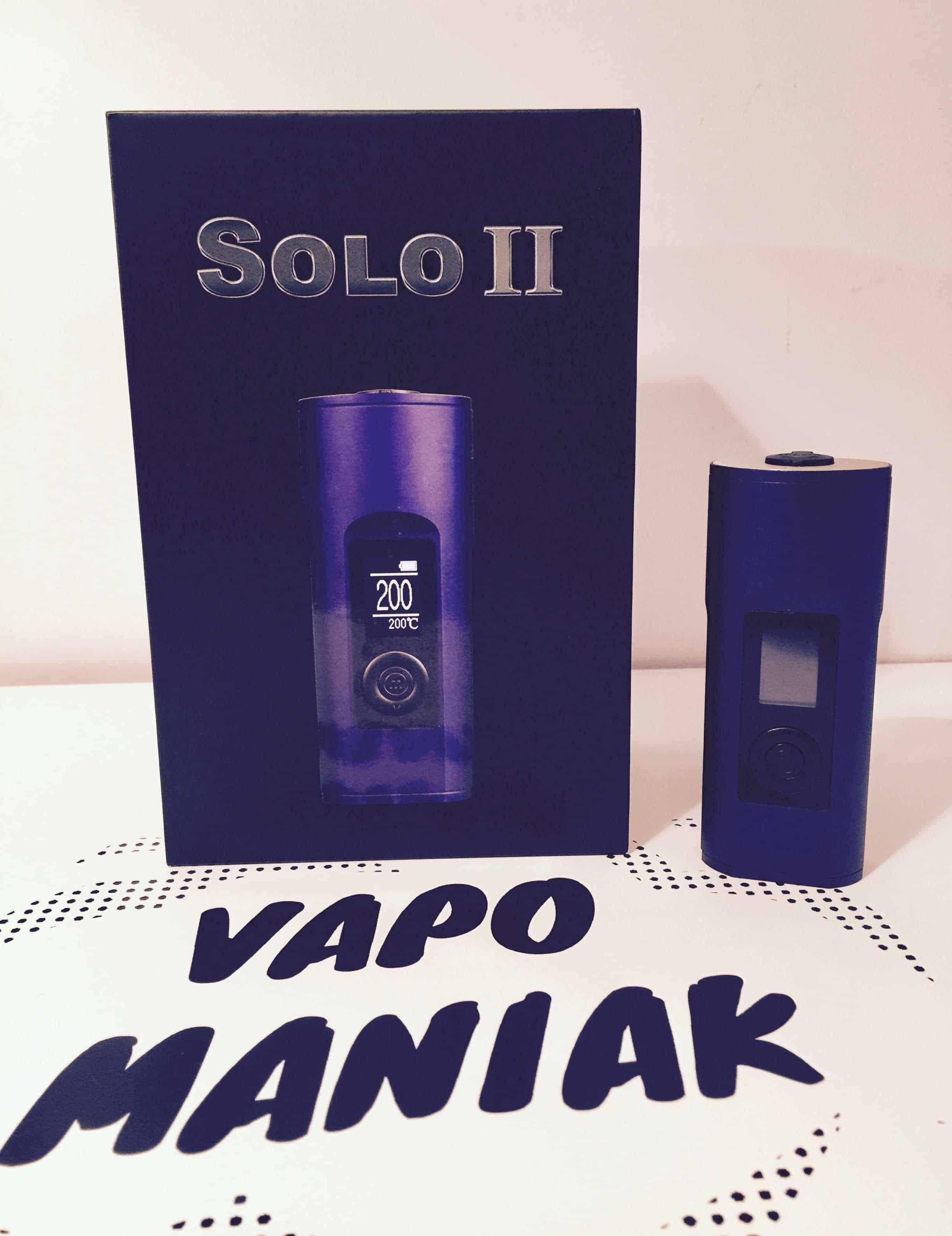 Arizer Solo 2