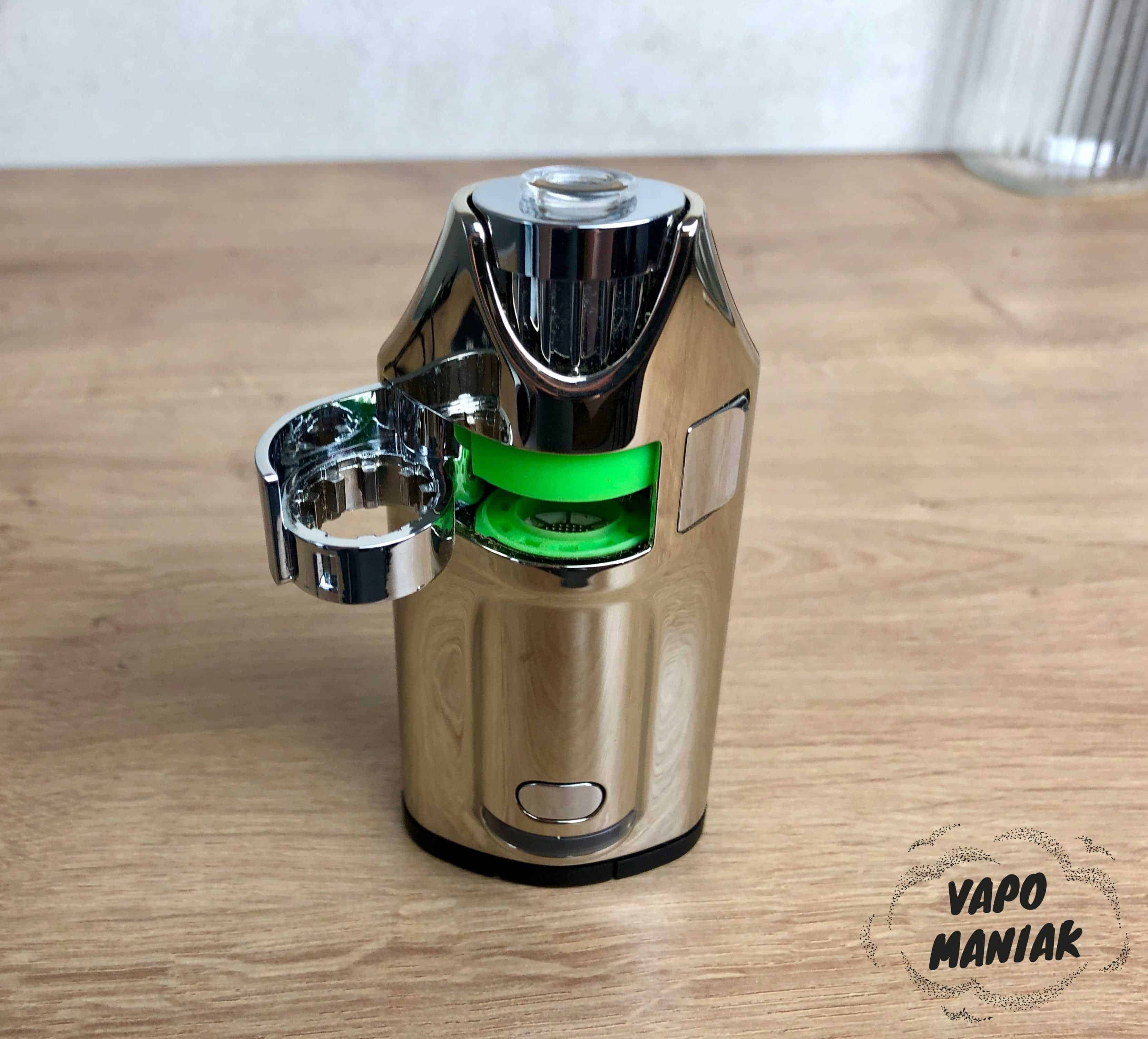 Jak używać vaporizera Ghost MV1? Poradnik