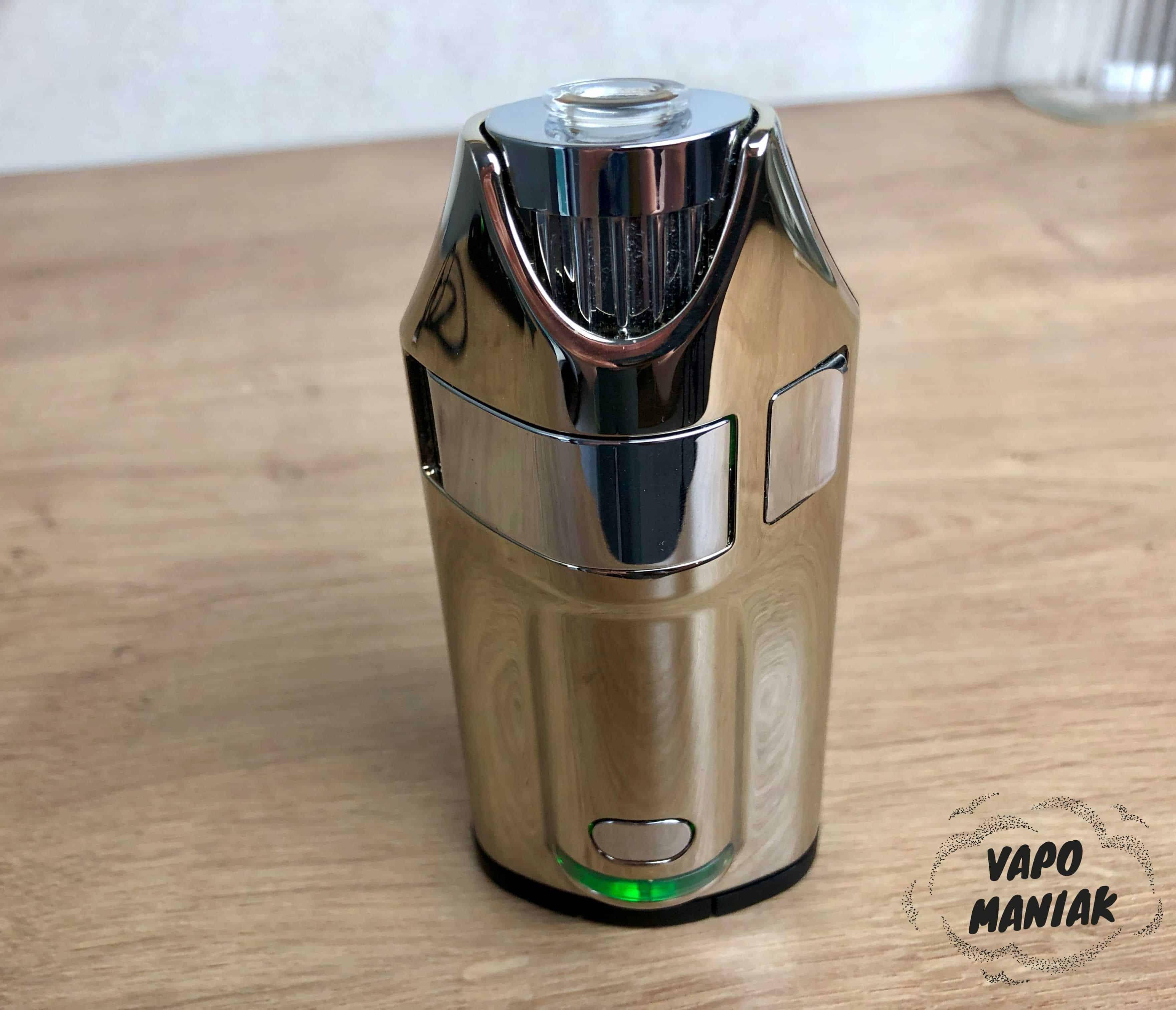 Ghost MV1 to wydajny i skuteczny waporyzator