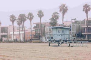 California plaża
