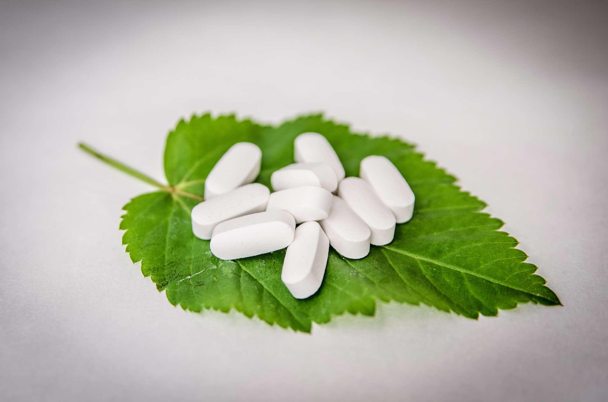 leki na listku