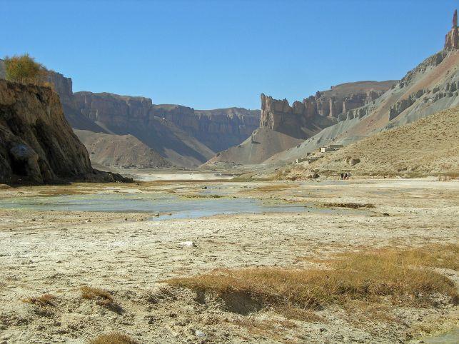 Jezioro Band e Amir w Afganistanie