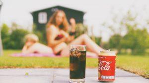 Czy Coca-Cola zainwestuje w koktajle CBD lub z dodatkiem marihuany?