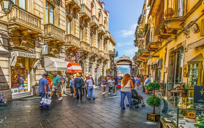 Sycylijska ulica