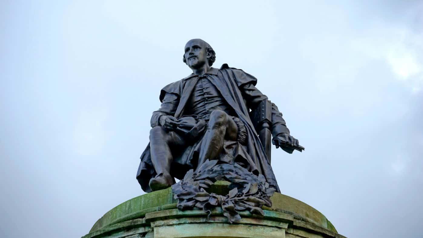 Pomnik Szekspira