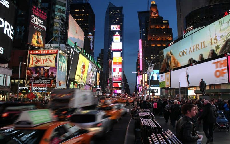 Times Square Nowy Jork