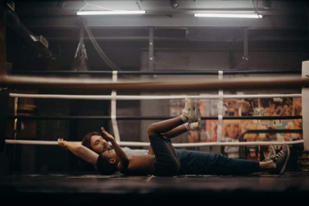 Osoba na ringu