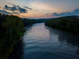 Rzeka Missouri