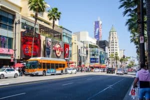 Ulica Los Angeles