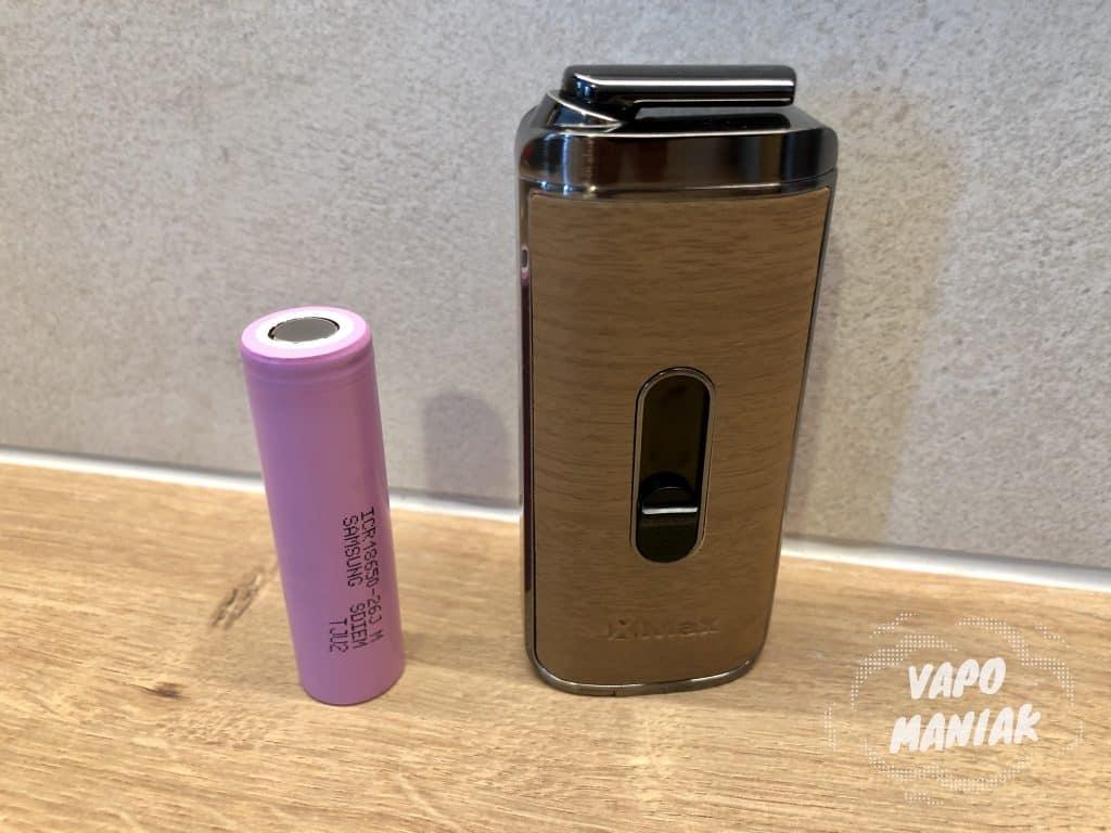 Bateria Samsung i X-MAX Ace.