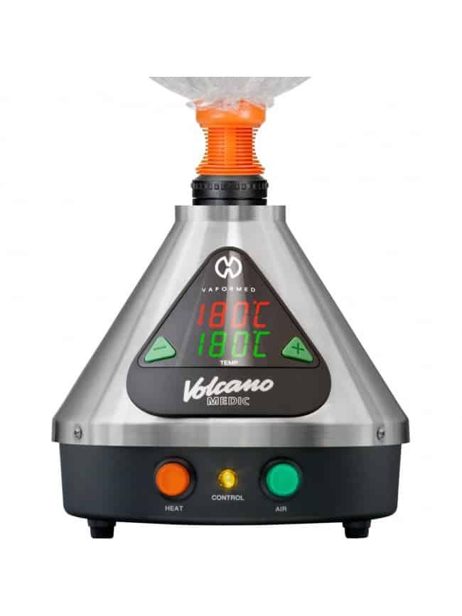 Volcano Medic do medycznej marihuany
