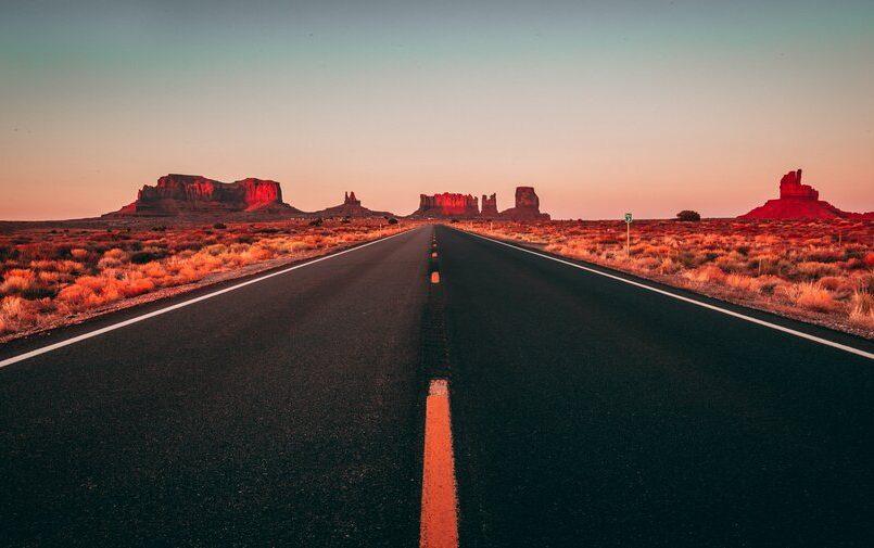 Droga w Arizonie