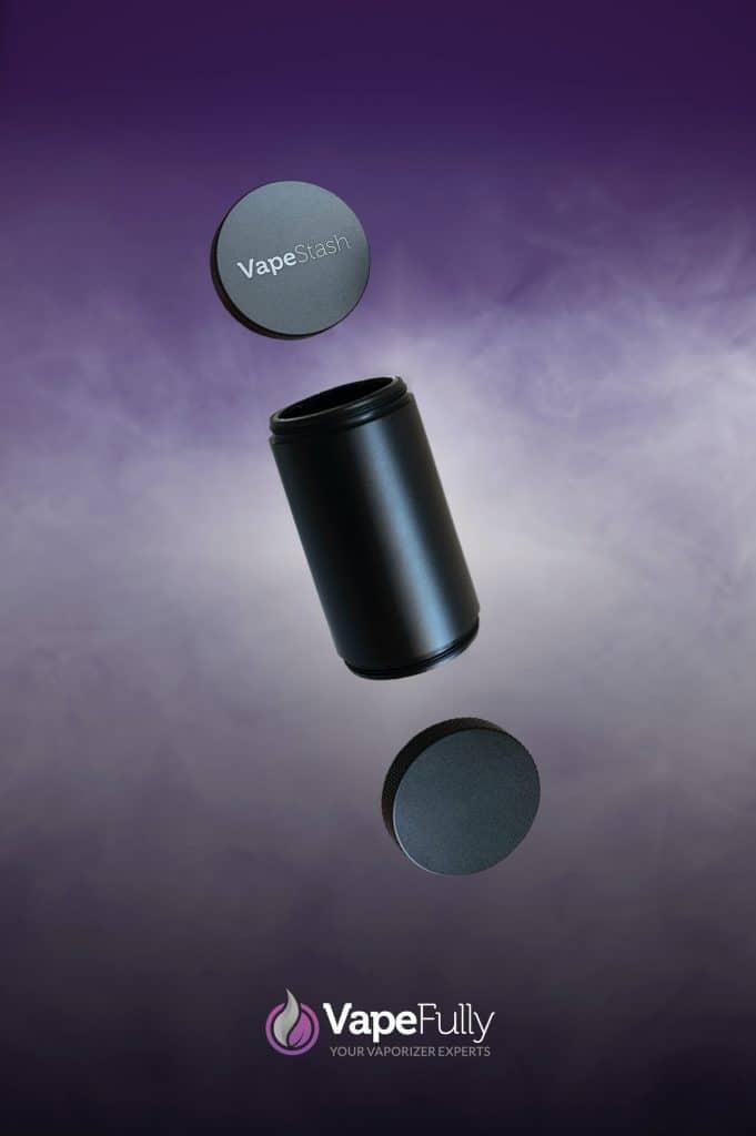 VapeStash – Dwukomorowy pojemnik na susz