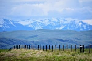 Góry w stanie Montana