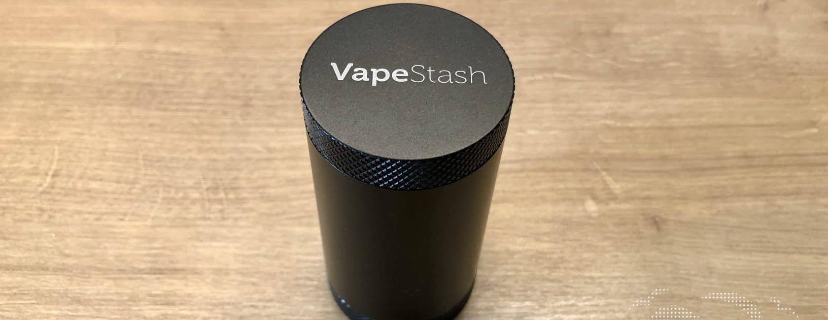 VapeStash – najlepszy pojemnik na susz!