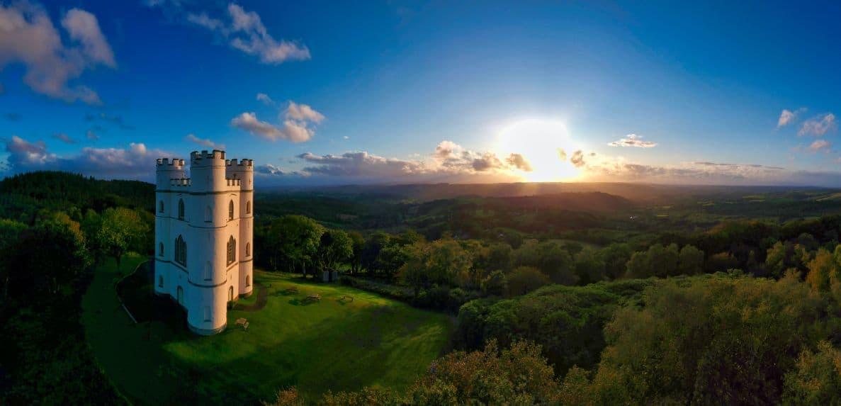 Angielski zamek