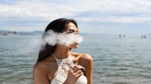 Nielicencjonowane vape peny mogą uszkadzać płuca!