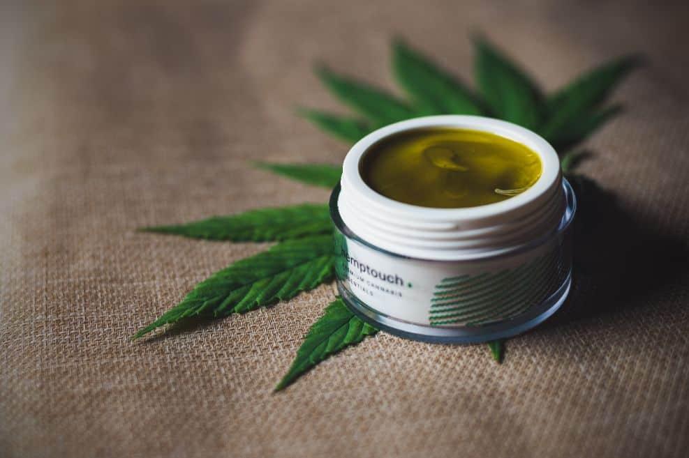 Kosmetyk z CBD
