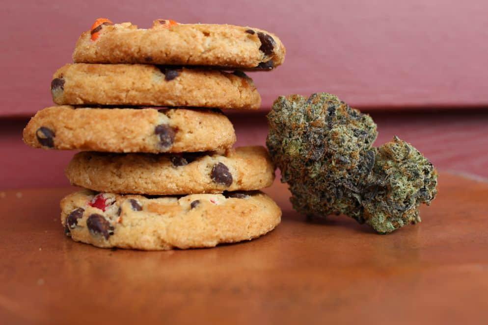 Ciasteczka z marihuaną