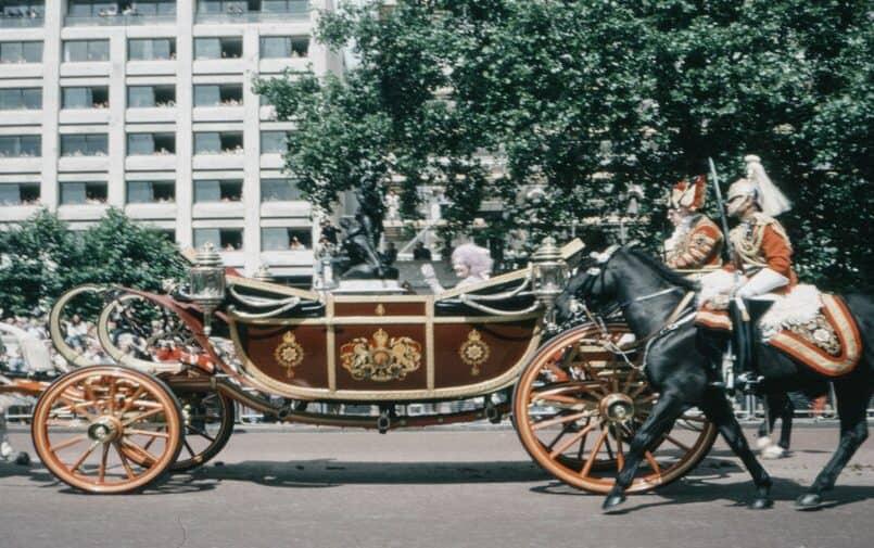 Karoca brytyjskiej królowej