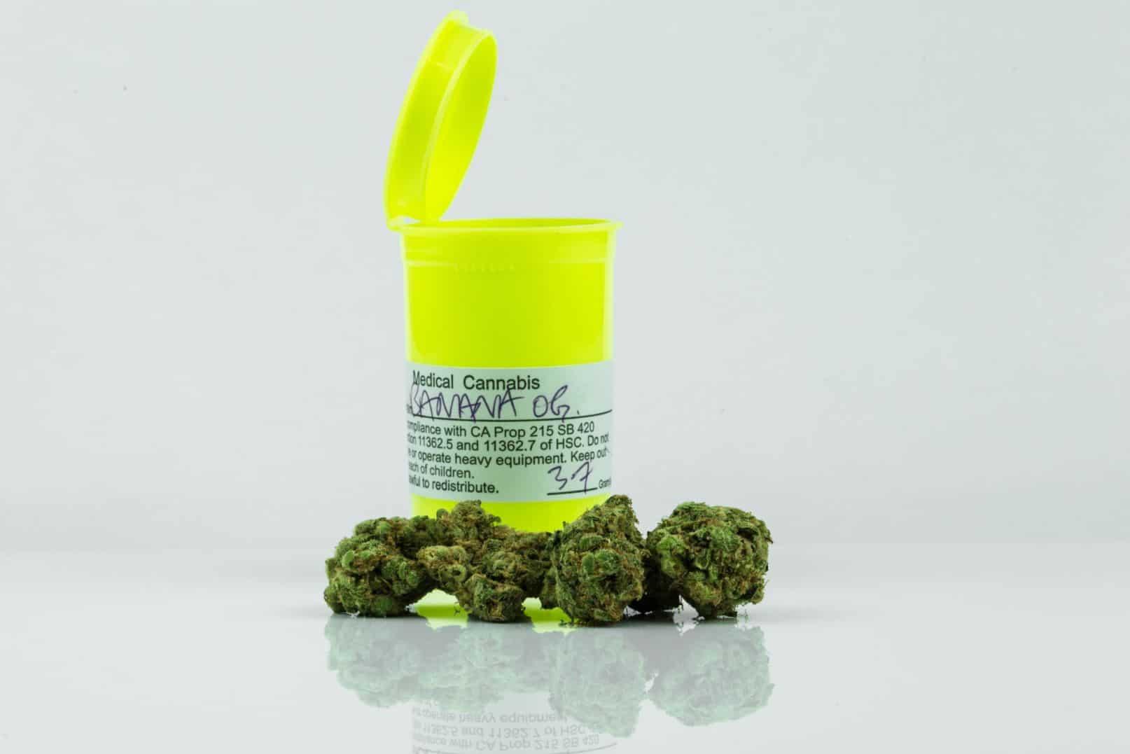 Lek marihuana medyczna